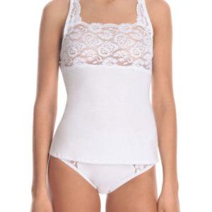 Cotton Lace White