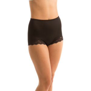 Something Else Tum-E Lace Panty Black